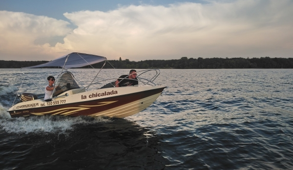 Jacht motorowy Speed Sun Deck 470